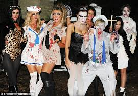 halloween done the only way is essex lauren pope and maria fowler