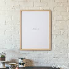 Poster Frame Ideas 18x24 Poster Frame No Glass 18 X 24 Unfinished Wood Poster
