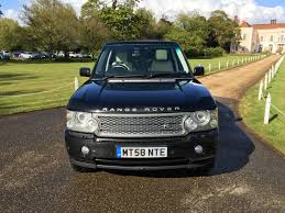 land rover range rover 2008 2008 58 land rover range rover 3 6td v8 auto 2009my vogue youngs gb