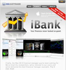 Apple Home Design Software Reviews Ibank Review Ibank 3 Personal Finance Software Review