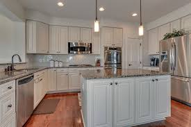 traditional kitchen with hardwood floors u shaped in frederick