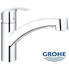 plomberie robinet cuisine robinet grohe cuisine grohe eurosmart mitigeur acvier avec