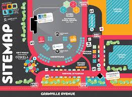 Lollapalooza Map 2015 Richmond World Festival