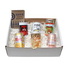 gift set one cup sake set umami mart