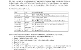 Letter Visa Application Exle Cover Letter Exle Cover Letter Exle Free