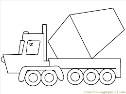 construction truck coloring pages gekimoe u2022 65915
