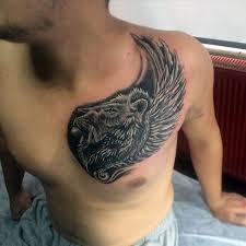 25 trending chest tattoos for guys ideas on pinterest chest
