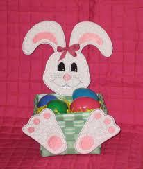 bunny basket basket bunny shari creations