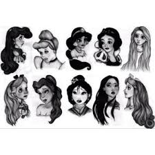 Disney Princess Hairstyles 134 Best Disney Princesses Images On Pinterest Princesses