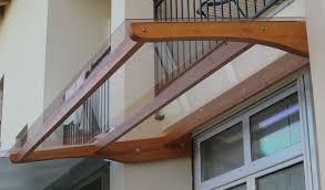tettoie in legno e vetro tettoie pensili in legno venezia treviso l arredo giardino
