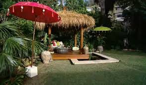 Build Your Own Backyard by Turn Your Plain Backyard Into A Balinese Style Retreat By Building
