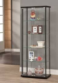 Curio Cabinet Accent Lighting Mercury Row Bandy Curio Cabinet U0026 Reviews Wayfair