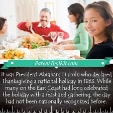 did you this fact about thanksgiving see more trivia on