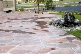 Rock Patio Designs Landscaping Rock Patios Affordable Sprinkler Landscape