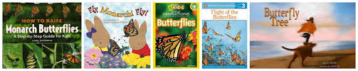 look up books about monarch butterflies sturdy for common things