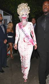 exclusive amber rose and black china host an halloween party at