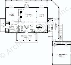 Floor Plans For Log Cabins Lake Front Home Designs 2 New At Best Picture Of Large Log Cabin