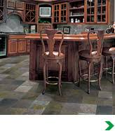 Rusty Brown Slate Mosaic Backsplash by Tile U0026 Stone At Menards
