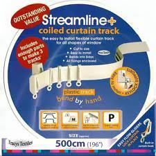 Harris Curtain Track Curtain Tracks Ebay