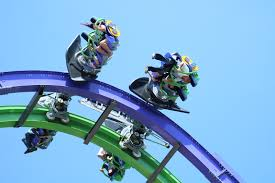 Free Tickets To Six Flags Review Joker At Six Flags Great America Coaster101