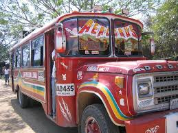 travel buses images It easy to get around colombia by bus jpg