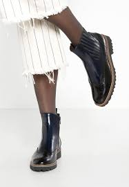 womens boots gabor ankle boots gabor platform boots schwarz river gabor