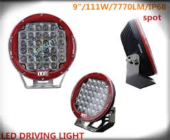 round led driving lights 9inch 111w round led driving light for offroad truck for jeep 4x4