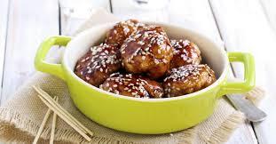 cuisine vite fait une sauce teriyaki sucrée une bonne boulette un souper vite fait