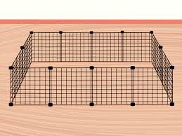 Cages For Guinea Pigs 4 Ways To Walk A Guinea Pig On A Leash Wikihow