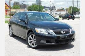 buy used lexus gs 350 used lexus gs 350 for sale in birmingham al edmunds