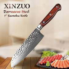 vg10 kitchen knives xinzuo 7 inch japanese chef knife damascus stainless steel