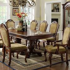 Dining Room End Chairs Formal Dining Sets Furniture Decor Showroom