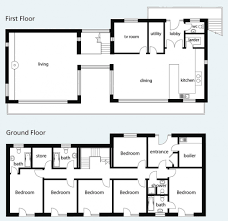 Chalet Bungalow Floor Plans Uk An Upside Down Eco House Homebuilding U0026 Renovating