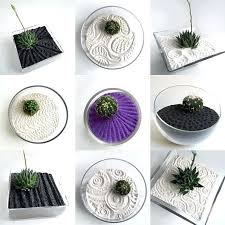 Diy Japanese Rock Garden Diy Japanese Rock Garden Miniature Zen Garden Make Your Own