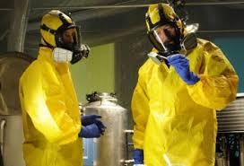 Heisenberg Halloween Costume Trick Treators Beware Knocks Heisenberg