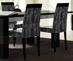 White Fabric Dining Chairs Great Endearing Black Fabric Dining Chairs Room Pertaining To And