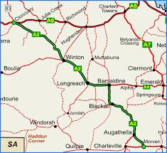 Landsborough Highway