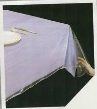 Vinyl Table Cover Table Protector Ebay