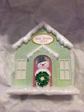 hallmark ceramic collectible ornaments ebay
