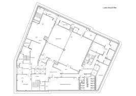 ground plan dexter moren riffs off shoreditch industrial heritage with new