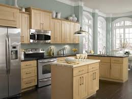 kitchens new kitchen color ideas with light wood cabinets good