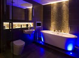 bathroom led lighting ideas fabulous led bathroom lighting ideas bathroom mood lights seoyek