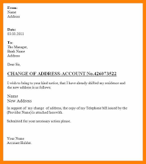 name change letter template 7 change of address letter rn cover