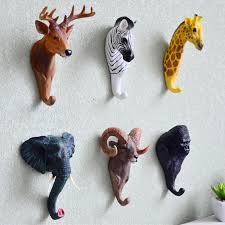 Decorative Wall Hooks For Hanging Online Get Cheap Giraffe Wall Hook Aliexpress Com Alibaba Group