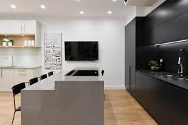 black kitchen design kitchen showroom willoughby visit premier kitchens today
