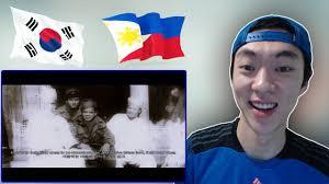 History Of The Filipino Flag Korean Reacts To The History Of The Filipino In Korea Youtube