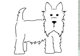 coloring page of a big dog dog coloring pages for adults page