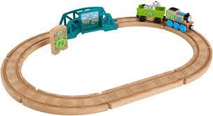 fisher price thomas the train table fisher price thomas friends animal park wood set toys r us