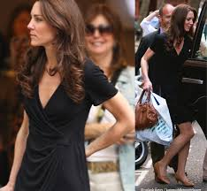 black issa dress kate middleton style blog