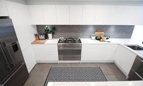 Grey Feature Wall Kitchens U2013 Life U0027s Tiles